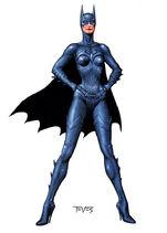 Teves Batgirl