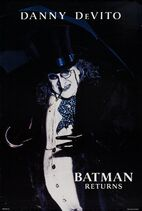 BatmanReturns PenguinPoster