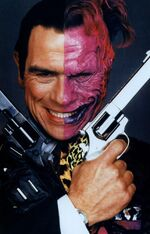 Tommy lee jones 2 face