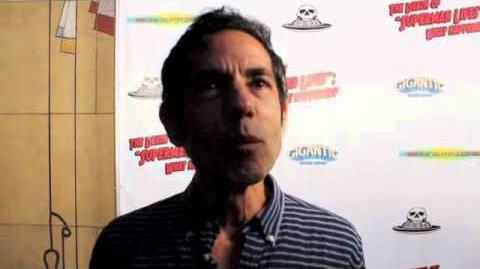 """The Death of 'Superman Lives'"" Premiere Screenwriter Wesley Strick on 'Superman Lives'"