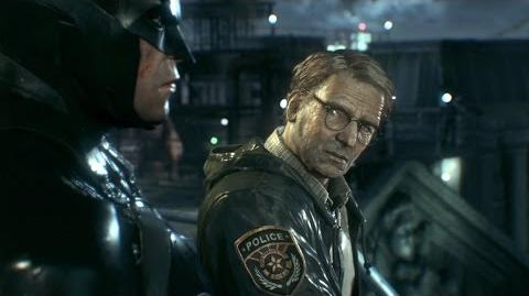 "Official Batman Arkham Knight Gameplay Video – ""Officer Down"""