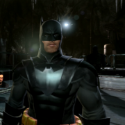 BAO-Batman Earth 2