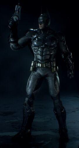 Batman Pristine showcase