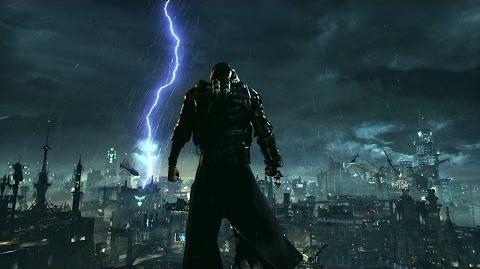"Official Batman Arkham Knight Trailer – ""Gotham is Mine"""