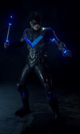 BAK Nightwing showcase