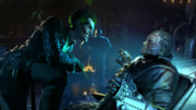 BAO-Electrocutioner and Joker