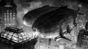 BAK-Stagg Airships concept