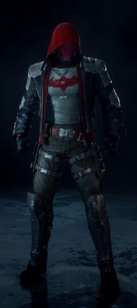 BAK Red Hood DLC showcase