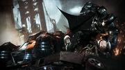 BAK-Firefly takedown