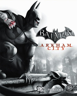 Batman Arkham City cover