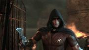 HQR-Robin shuriken