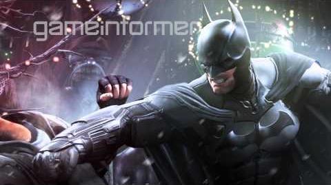 Batman Arkham Origins Trailer - Game Informer Coverage
