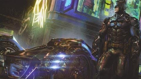Batman Arkham Knight Gameplay Trailer - E3 2014
