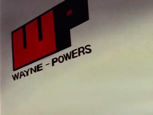 Wayne-Powers red logo