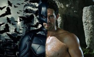 Scott Adkins is Batman