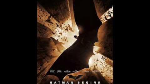 Batman Begins Score - Rebuilding Finale