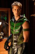 Justin Hartley Oliver Queen