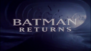 Batman Returns Title