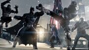 Batman legend2