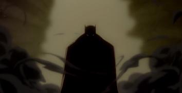 Batman at Party