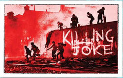 Killing Joke - Live at Music Machine, Camden, London, 30 March 1980 bootleg