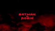 Batman & Robin Title