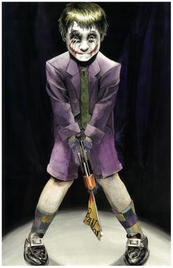 Drake-Joker-Art