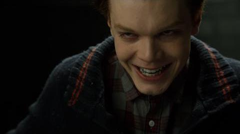 "Gotham- Jerome melts down, becomes the Joker - ""The Blind Fortune Teller"" Clip (FULL HD)"