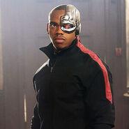 Victor Stone as Cyborg