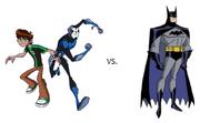 Ben & Rook vs. Batman