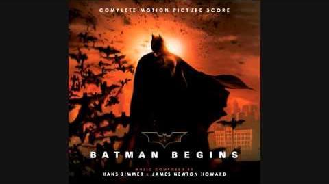 Batman Begins Film Score Track 34 - Tumbler Chase