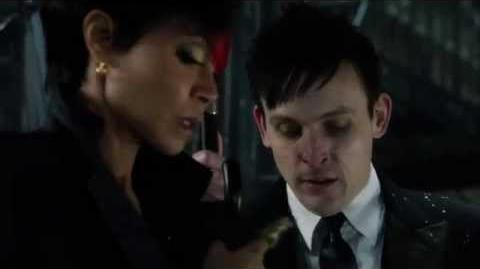 "Gotham- The ""Penguin"" & Fish Mooney - ""Pilot"" Clip 5 -FULL SCENE- (HD)"