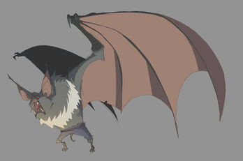 Man Bat by TerminAitor