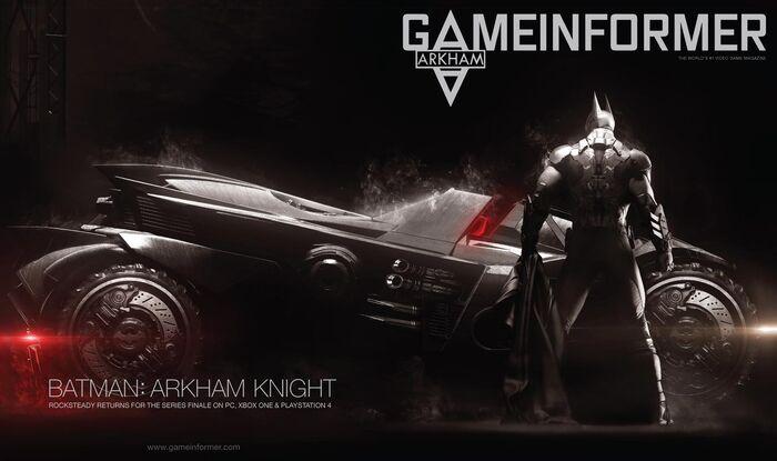 Batman Arkham Knight GI