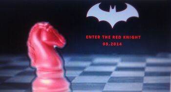 Batman RedKnight promo
