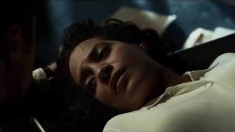 Gotham 2x02-Commissioner Essen Dies