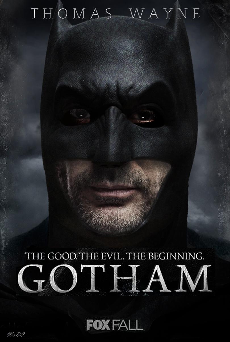 gotham tv series batman fanon wiki fandom powered