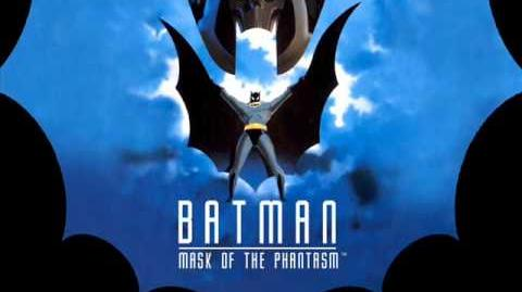 Rise of the Caped Crusader Music 01