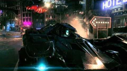 ゲーム『バットマン:アーカム・ナイト』第2弾 ゲームプレイ トレーラー 2014年発売-0