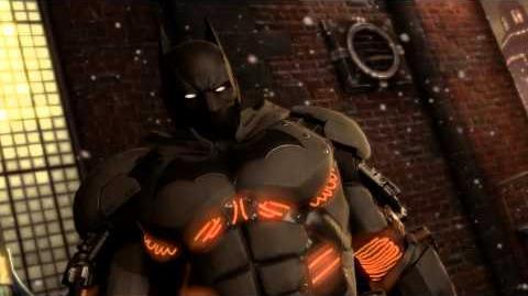 ゲーム『バットマン:アーカム・ビギンズ』DLC『コールド・コールド・ハート』2014年4月22日リリース