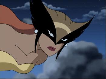 Hawkgirl Justice League9