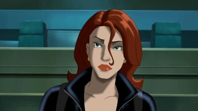 Black Widow (Ultimate Avengers 2)