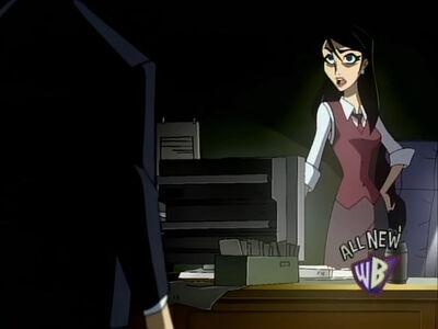Lois Lane (The Batman)