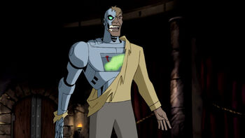 Metallo (Justice League Unlimited)