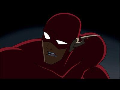 Flash Justice League4
