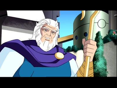 High Father (Justice League)