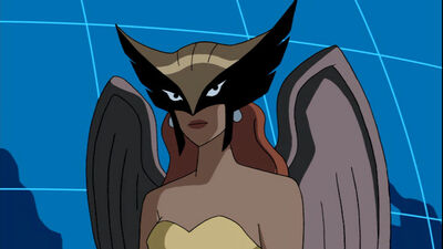 Hawkgirl Justice League4