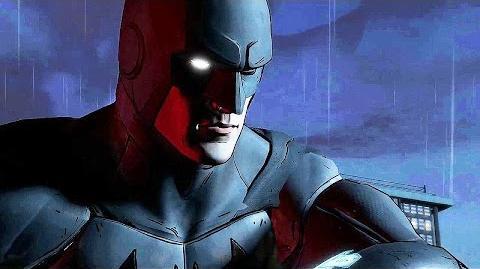 BATMAN The Telltale Series - Episode 1 Trailer