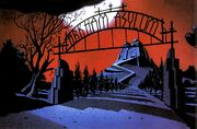 Arkham Asylum by Ted Blackman and David McBride