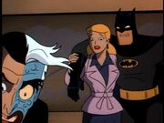 TF P2 100 - Two-Face, Grace and Batman